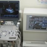 画像診断装置・・・超音波診断装置とデジタルレントゲン画像装置です